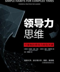 《领导力思维》珍妮弗・加维・伯格/基斯・约翰斯顿[PDF]