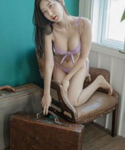 台湾美女周盈欣Dora·韩国模特 申才恩ZENNY